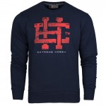Crewneck Extreme Hobby Classic EH navy