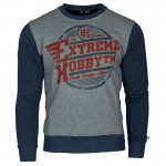 Crewneck Extreme Hobby Wings jeans