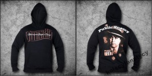 Bluza Omerta hooded Public Enemy